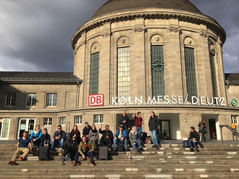 Stadtkapelle Wildberg Ausflug Köln