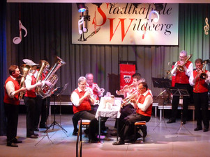 Mnozil Brass Band der Stadtkapelle Wildberg